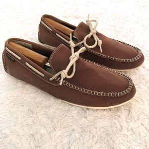 Cole Haan Mens Canvas Shoes